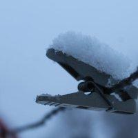 Первый снег :: Алина Лисовская