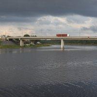 мост через речку Сясь :: Светлана marokkanka