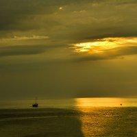 Приключения маленького кораблика :: Александр Бойко