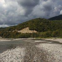 Проезжая  долину Шахе, к 33 водопадам :: Юрий Клишин