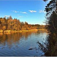 Поздняя осень на Киржаче :: Вячеслав Минаев