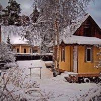 Ранняя зима... :: Viacheslav Birukov