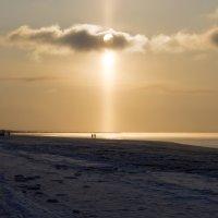 Северодвинск. У Белого моря (3) :: Владимир Шибинский