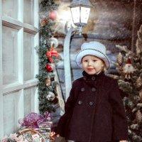 Новогодняя открытка :: Сергей Митрофанов