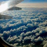 Мне бы в небо! :: Натали Пам