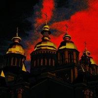КИЕВ. СВЯТО-МИХАЙЛОВСКИЙ СОБОР :: Валерий Руденко