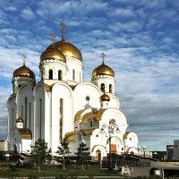 Церковь Рождества Христова :: Екатерина Торганская