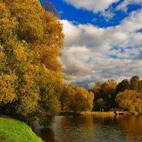 Осень Золотая :: Vera Ostroumova