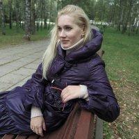 В парке :: Оксана Кошелева