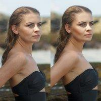 до и после фотошопа :: Ольга Фефелова