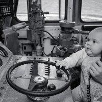 Поездной, ответьте машинисту!!! :: Алексей Белик