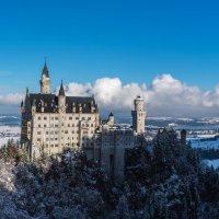 Жемчужина баварских замков (Нойшваштайн, вариант 2)... :: Виктор Льготин
