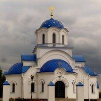 Храм в Старых Терешковичах :: Александр Прокудин