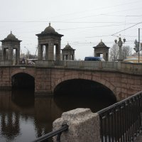 Старо-Калинкин мост :: Елена Павлова (Смолова)