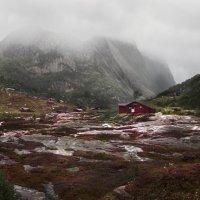 Затерянные среди горных вершин :: Жанна Турлаева