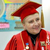 учёная женщина :: Олег Лукьянов