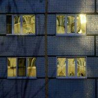 Солнечные окна. :: Валерия  Полещикова
