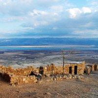 Развалины крепости Масада :: Aleks Ben Israel