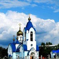 Церковь Введения Пресвятой Богородицы во Храм :: Екатерина Торганская