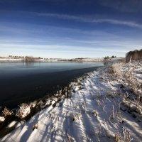 Туда, где на снегоходе только 11 :: Сергей Жуков