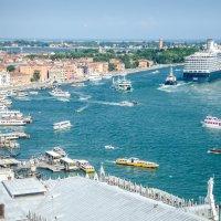Венеция,вид с кампанилы :: Наталия
