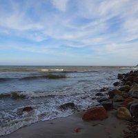 Балтийское море в Светлогорске в октябре :: Маргарита Батырева