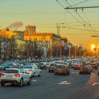 Москва, Ленинградский проспект. :: Игорь Герман