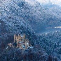 Замок Хоэншвангау (вариант 2) :: Виктор Льготин