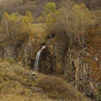 У медовых водопадов. :: Ирина Нафаня