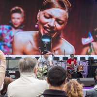 На праздновании Дня города в Москве :: Галина Хорцева