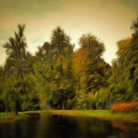 Осенняя фантазия.... :: Tatiana Markova
