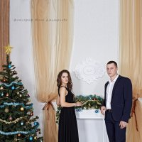 Новогоднее :: Юлия Дмитриева