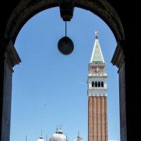Вид на площадь Сан-Марко в Венеции :: Наталия