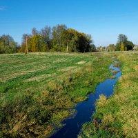 Осень деревенская :: Genych