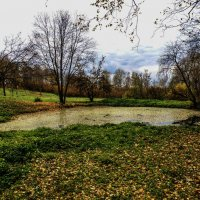Пушкинскими местами #2 :: Андрей Головкин