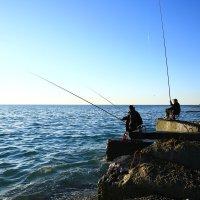 Морская рыбалка :: valeriy khlopunov