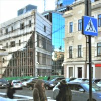 г. Хабаровск в пинхоле :: Николай Сапегин