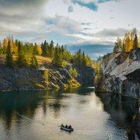 Осень в Карелии :: Margit Z