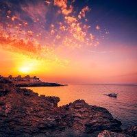 Cyprus sunset :: Ruslan Bolgov