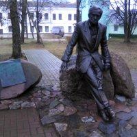 Памятник Зиновию Гердту :: BoxerMak Mak