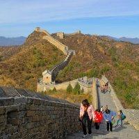 Пекин, Великая Китайская :: Евгений Васин