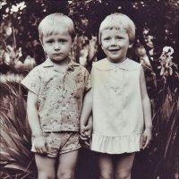 Друзья навсегда! 1960 г. :: Нина Корешкова