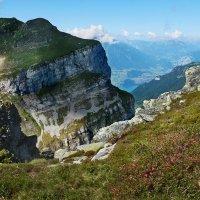 альпийский рельеф :: Elena Wymann