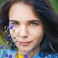 Портрет девушки :: Мария Кривошеина