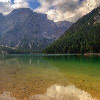 Виды озера Брайес :: михаил