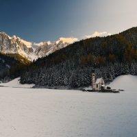 Santa Maddalena Va lDi Funes Itali :: Vasil Klim