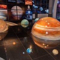Земля в музее Московского планетария :: Владимир Безбородов
