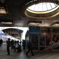 Московский вокзал :: Ирина Зайцева