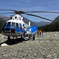 Только вертолётом можно долететь ... :: Евгений Карский