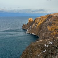 Северная часть острова Ольхон :: Анатолий Иргл